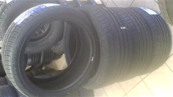 225/45/17 brand new tyres on special R825 new tyres