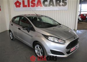 2016 Ford Fiesta 1.4 5 door Ambiente