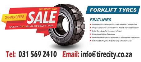 Tirecity Africa:  Tractor Tyres, Forklift Tyres, Bobcat tyres, TLB Tyres, Loader Tyres & More on sale