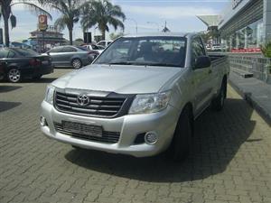 2014 Toyota Hilux 2.5D 4D S