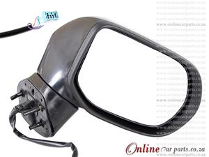 Honda Civic 1.8 Sedan Right Hand Side Electric Door Mirror + Lamp 2006-2011