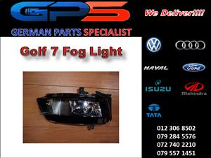 Golf 7 Fog Light for Sale