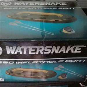 Watersnake inflatable boat
