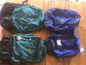 Hiking bags for sale