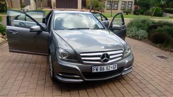 2012 Mercedes Benz C-Class C300 Edition C
