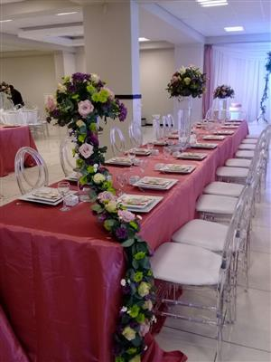 For all your functions and catering contact us we can assist you from planning to the end