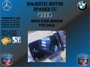 Mercedes w202 door mirror for sale