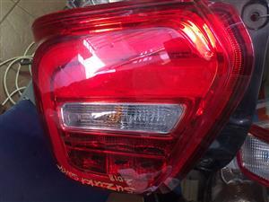 A set of Suzuki rear lights