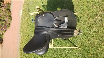 Saddle For Sale 250 GP Black Wintec