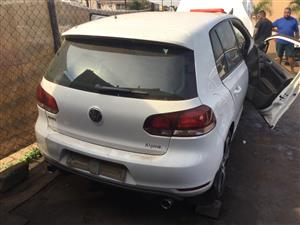 Golf GTI Dsg complete car stripping for spares