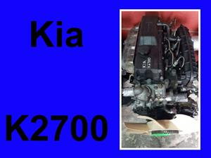 Kia K2700 engine for sale.