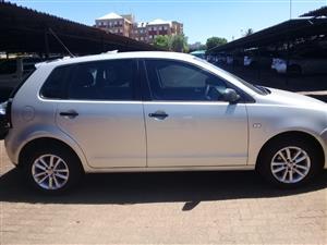 2012 VW Polo Vivo hatch 5-door POLO VIVO 1.4 TRENDLINE (5DR)