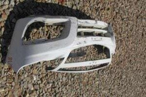 2013 CHEV BAKKIE FRONT BUMPER – USED