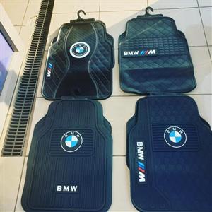 BMW E-Series / F-Series Rubber Mats
