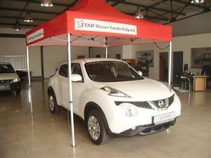 2018 Nissan Juke 1.2T Acenta