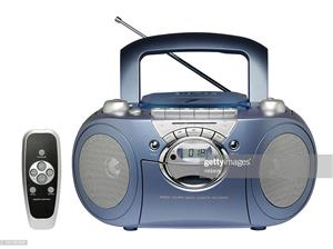 In need of a Portable AM/FM/MW Radio/CD Player