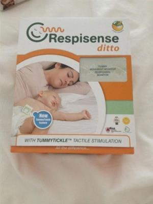 Wanted: A Respisense Ditto breathing monitor