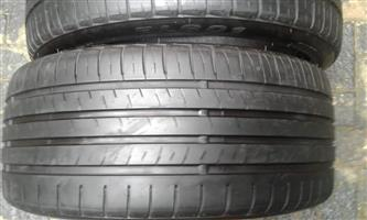 215/40R17 TYRES FOR SALE