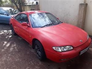 1995 Mazda MX-6