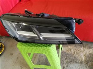 2017 Audi TT Full LED Xenon Headlights