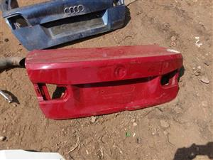 2015 BMW 3 SERIES BOOTLID – USED (GLOBAL)