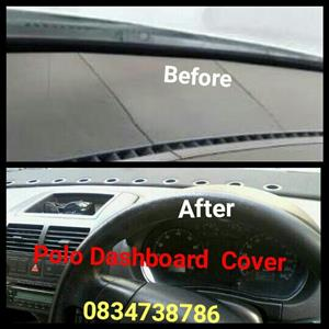 VW Polo Dashboard Cover only R250