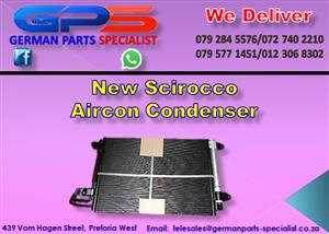 New VW Scirocco Aircon Condenser for Sale