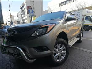 2018 Mazda BT-50 3.2 double cab SLE