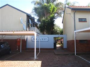 Excellent investment. Bachelor unit for students walking distance from TUT