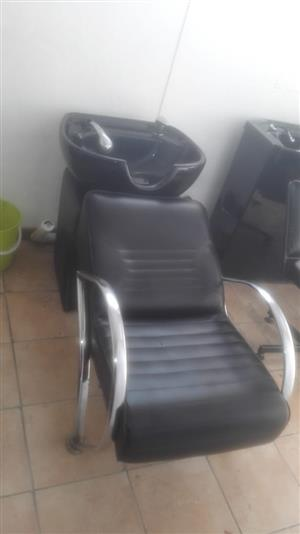 HAIR BASIN SALON FOR SALE