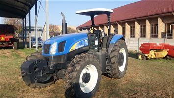 New Holland T6050 Tractor - ON AUCTION