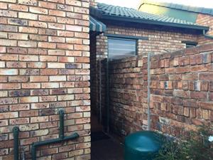 3 Bedroom, Pet friendly R10500