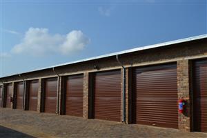 Kempton Park Self Storage, Storage Garages