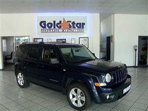2014 Jeep Patriot 2.4L Limited