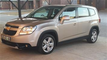 2011 Chevrolet Orlando 1.8 LS