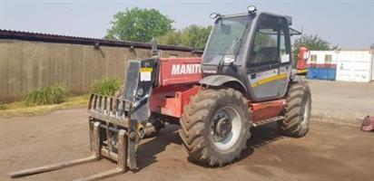 4.5 ton Manitou Telehandler