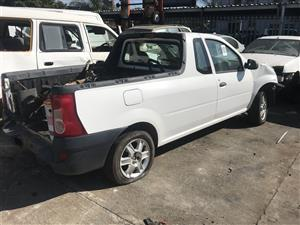 Nissan Np200, Stripping for spares