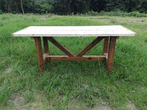 Farmstyle Table