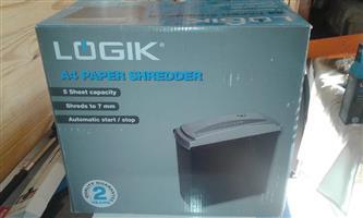 Paper shtedder