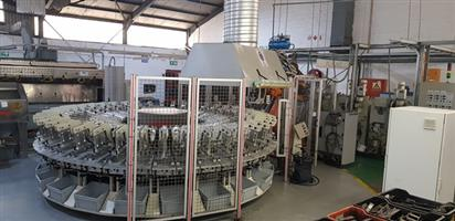 Desma S511/42 42 Station Injection Moulding System - ON AUCTION