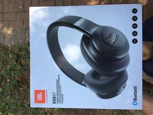 Brand New JBL E55BT Bluetooth Headphones