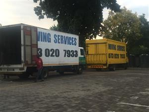 Furniture Removals Services 0730207933