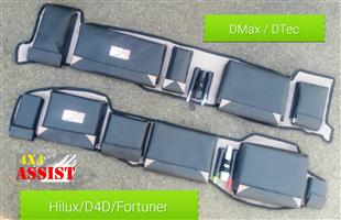 Dash Covers 4x4