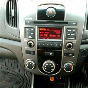 2011 Kia Cerato 1.6 EX 4 door