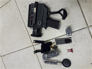 Elmo Super 8 600s Video Camera