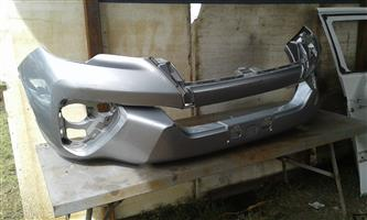 Toyota Fortuner (New Shape) Front Bumper & Grill