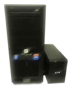 Intel i7-4790 Quad Core Desktop with 16Gb RAM & 2Gb Nvidia Quadro Graphics Card