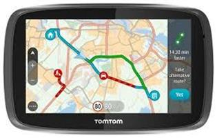 TomTom Go 5000 Always online GPS with Build in Sim Card