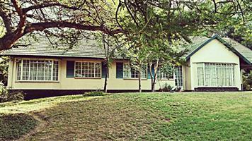 House in Bryanston area