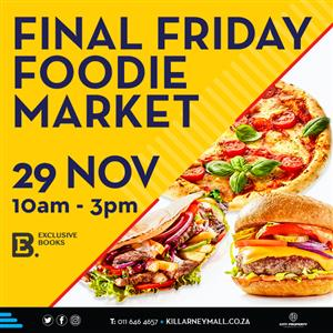 Killarney Mall Foodie Market with Annabel Frere